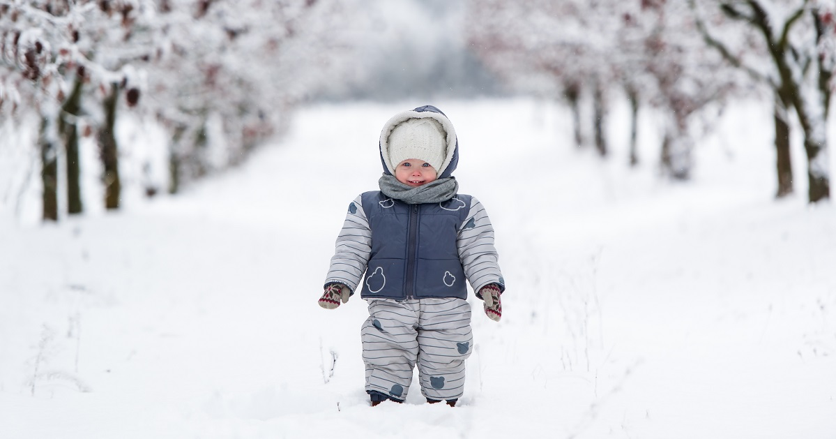 Image result for good health for child in winter