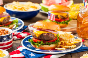 Shutterstock Memorial Day Cookout