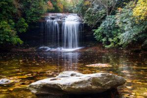 Shutterstock Waterfall Schoolhouse Falls