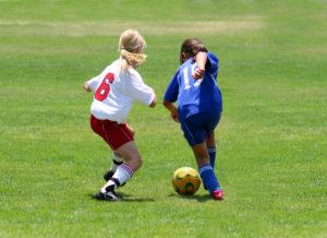 Shutterstock Soccer Girls