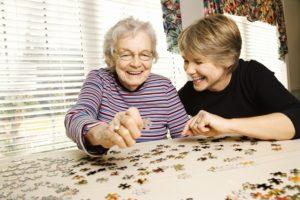 Shutterstock Puzzle Elderly