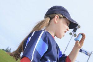 Shutterstock Asthma Sports Girl