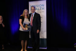 2016-leader-excellence-mission-health-ron-paulus-michele-woods