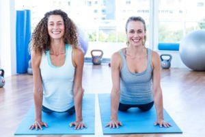 Shutterstock Yoga Cobra Pose