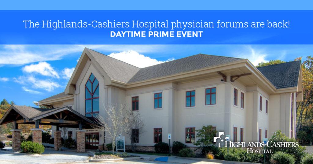 Event-HCH Physician Forum