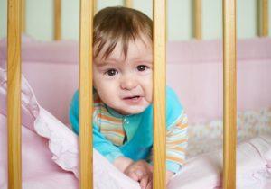 Shutterstock Baby Crying Crib