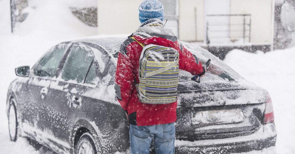 shutterstock-winter-car-man