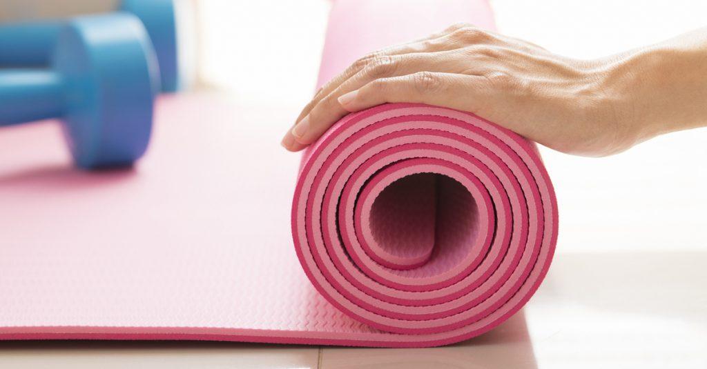 shutterstock-exercise-yoga-mat