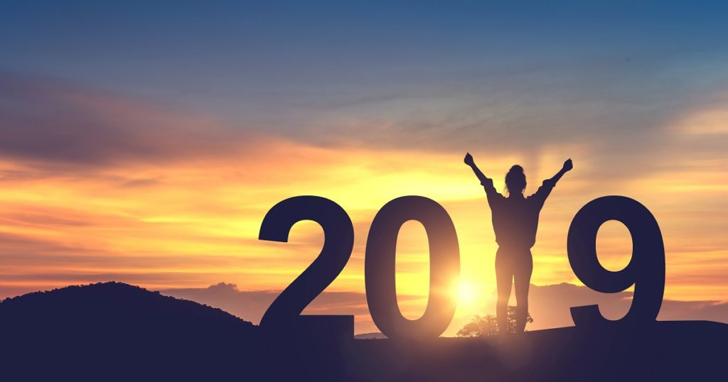 2019 new year smart resolutions