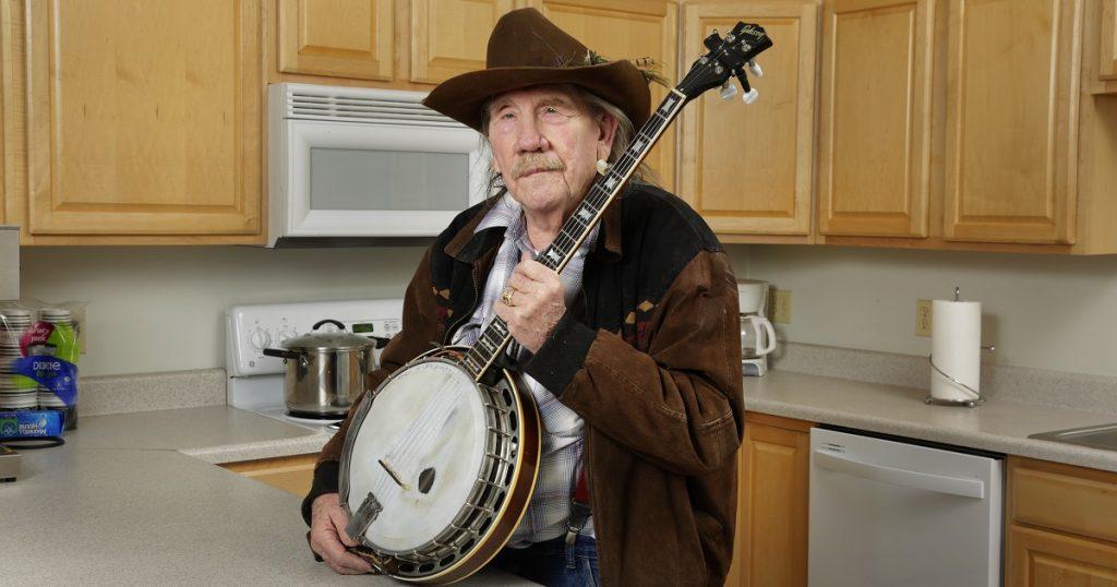 Bluegrass Legend Raymond Fairchild is Back to Pickin' His