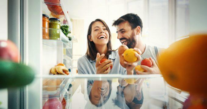 environment influences healthy habits
