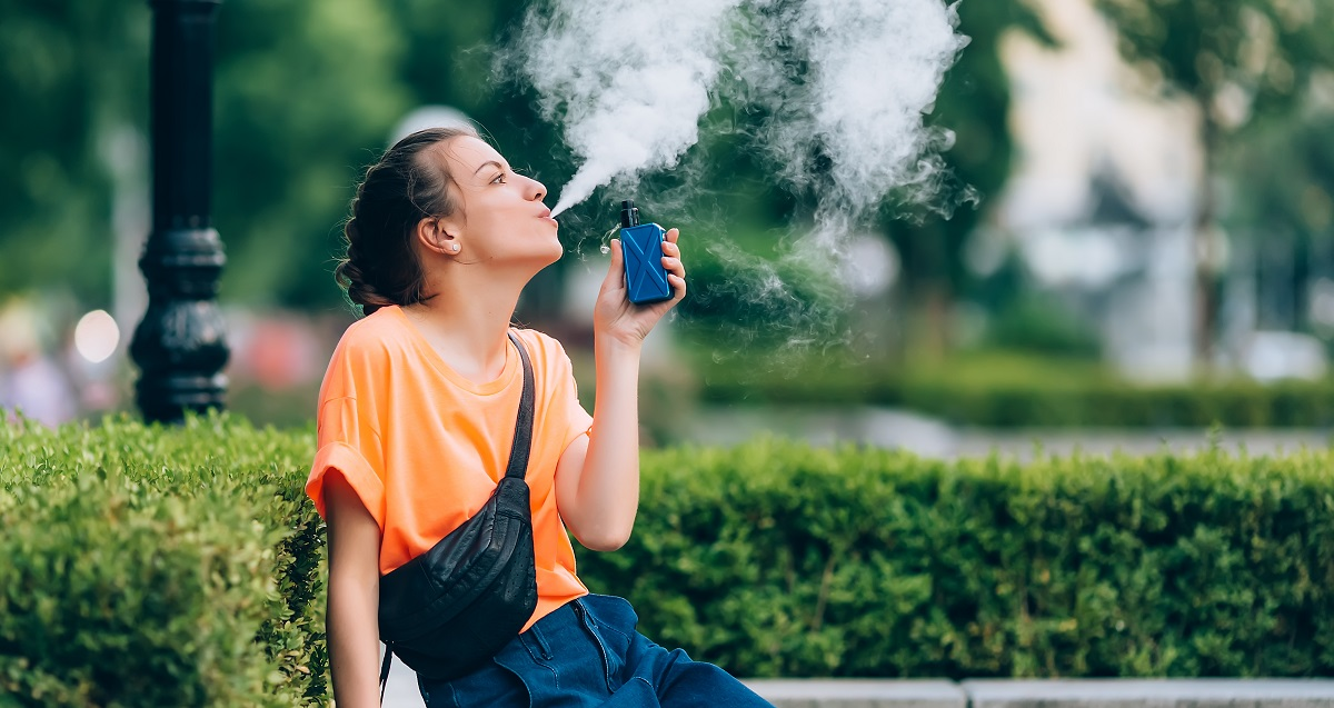 A New Generation of Smoking - Teens and E-cigarettes, Mission Health
