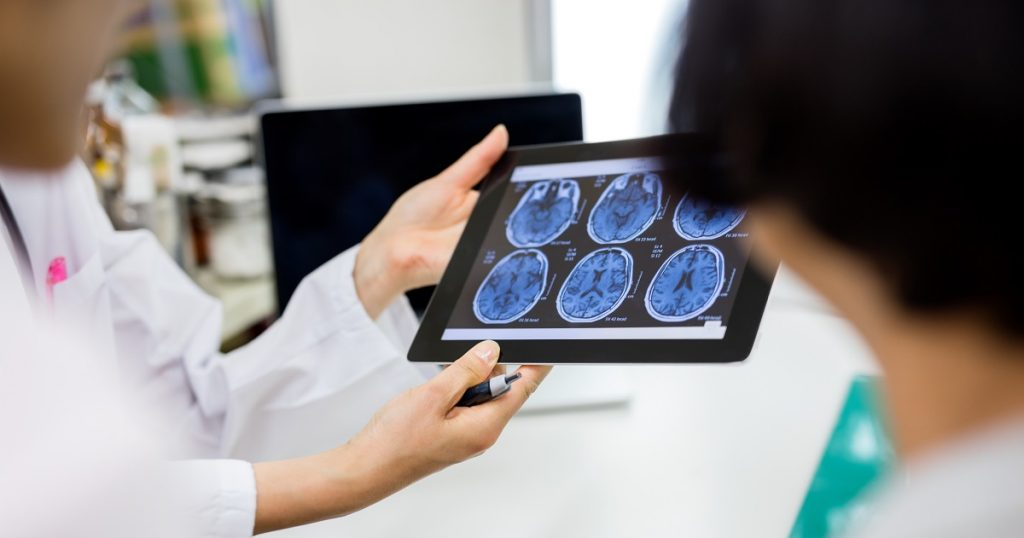 brain scan tablet
