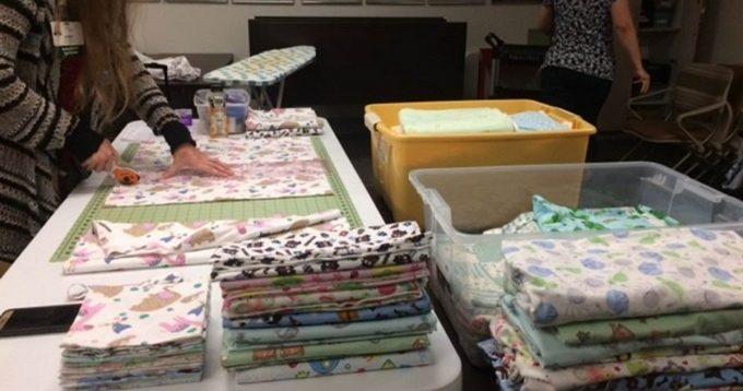 NICU Crib Sheets Mission Hospital