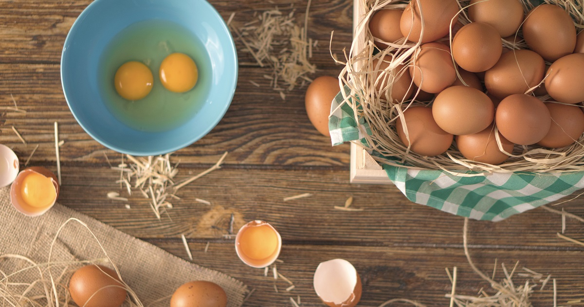 Eggs and high cholesterol