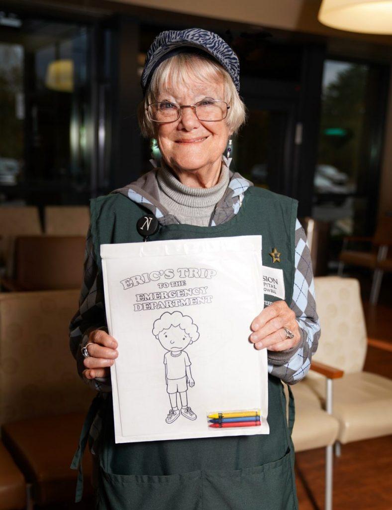 Nancy Northrop Volunteer Author Mission Hospital McDowell