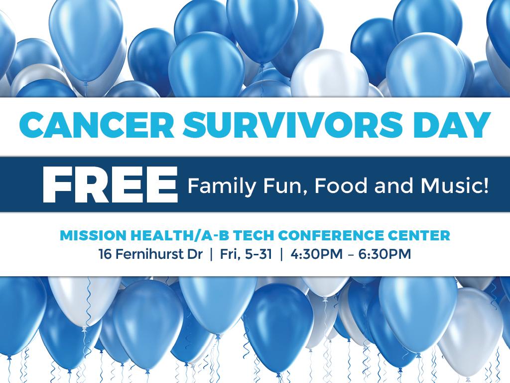 Cancer Survivor's Day