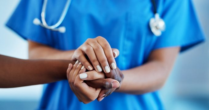 Blessing of the Hands, Nurses Week, Mission Health