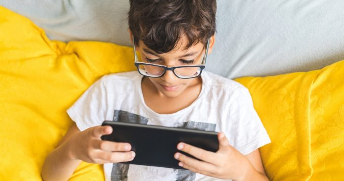 mission health kids and technology - screen time, adhd