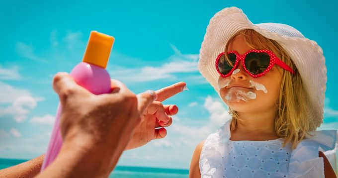 does spf 100 actually work? sunscreen is cool! and other sun safety tips