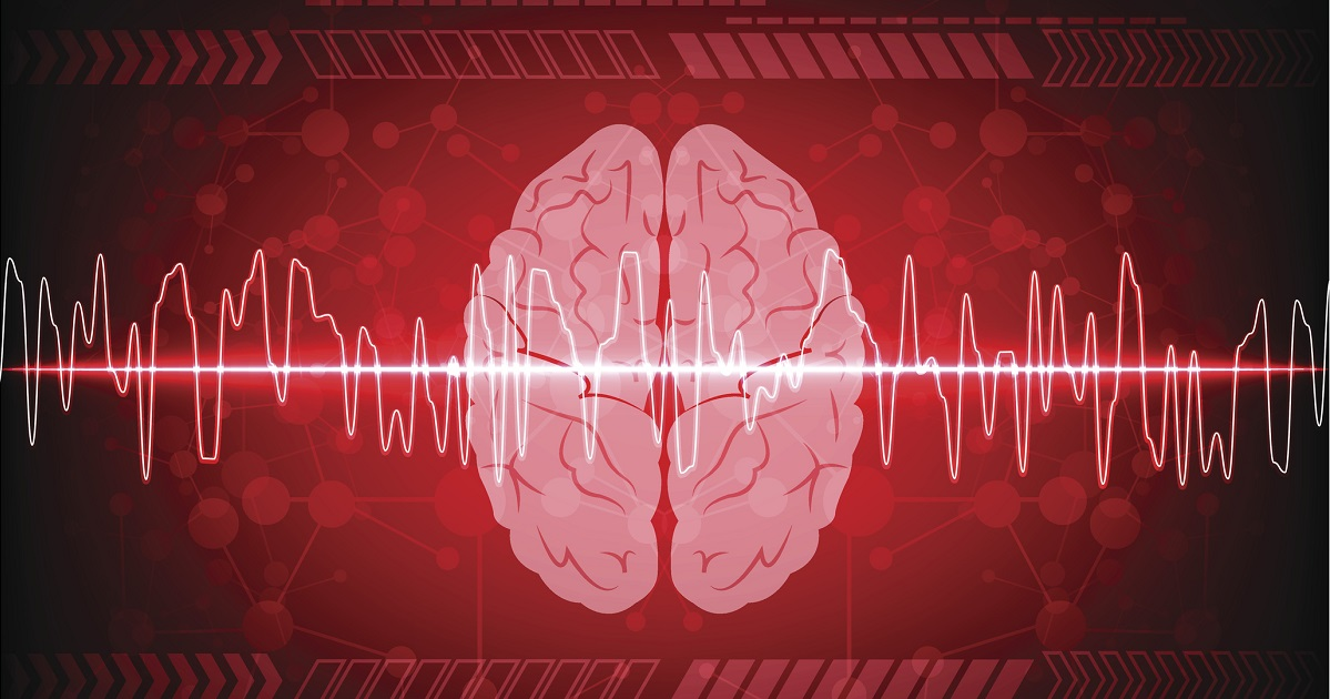 measure brain waves eeg