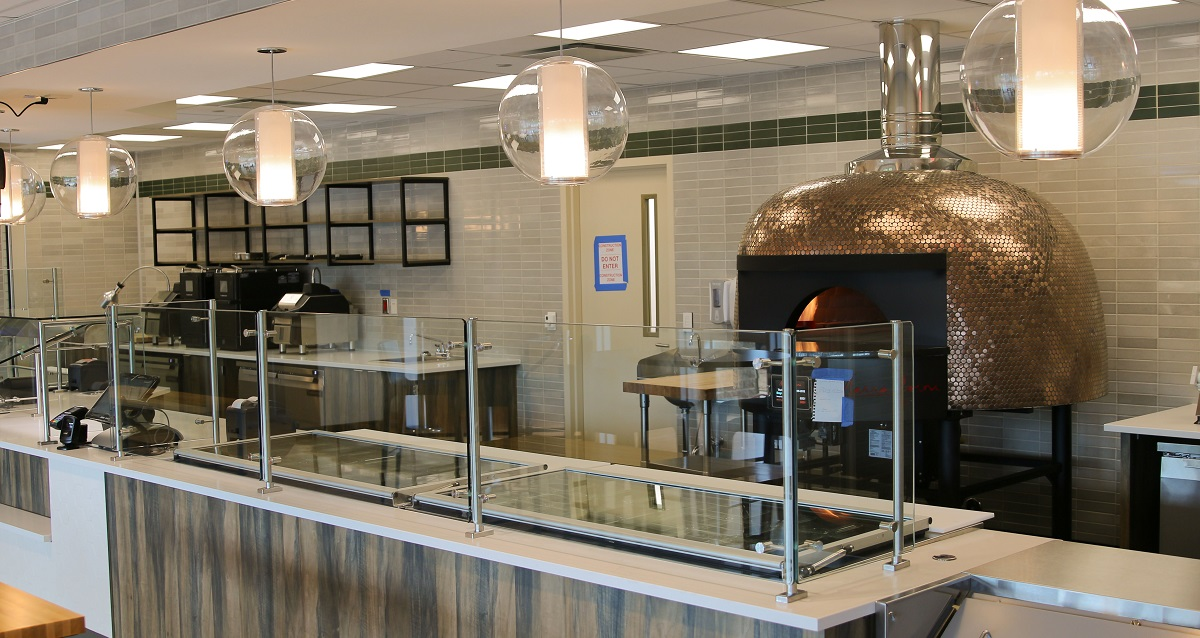 New Cafeteria at Mission Hospital 2019