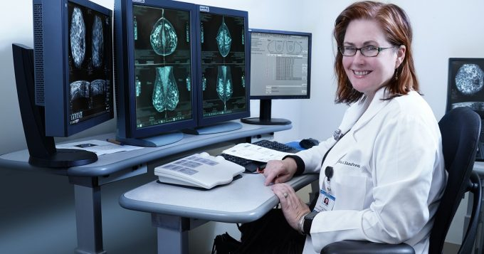 Dense Breast Ultrasound – Helen Sandven, MD, on ABUS Breast Tissue Screening