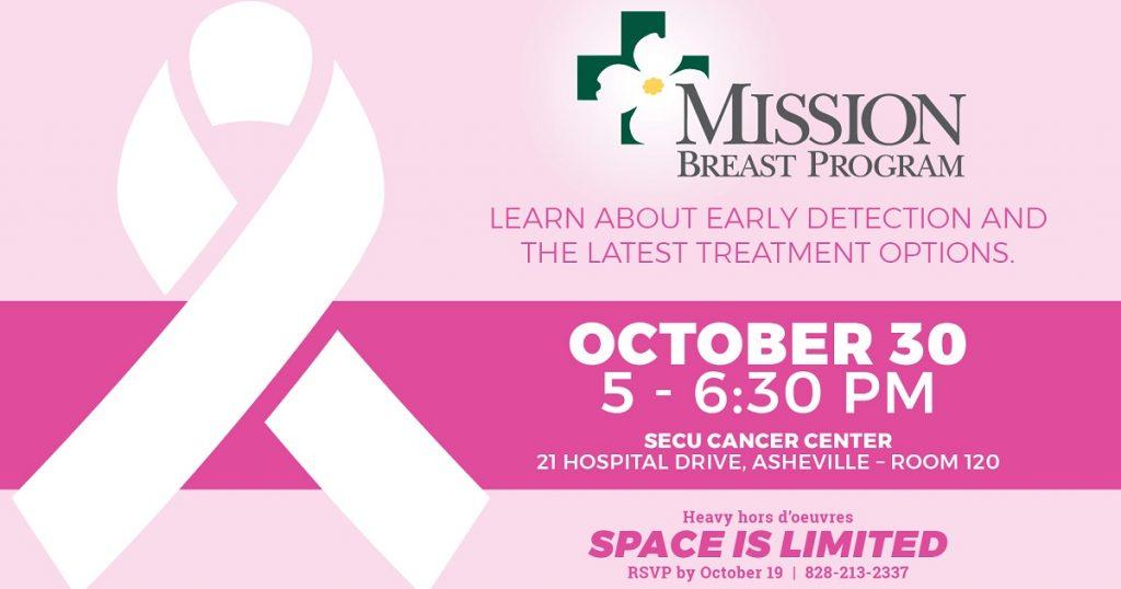 Meet the Mission Breast Program Team