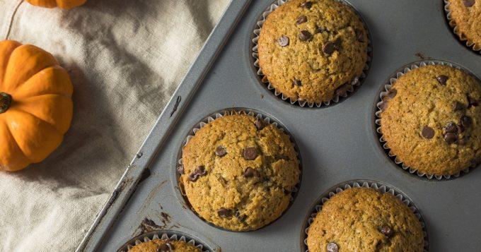 Pumpkin Chocolate Chip Muffins Recipe Mission Health Weight Management