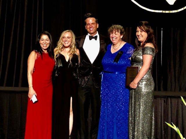 2019 Great 100 Nurses at Gala