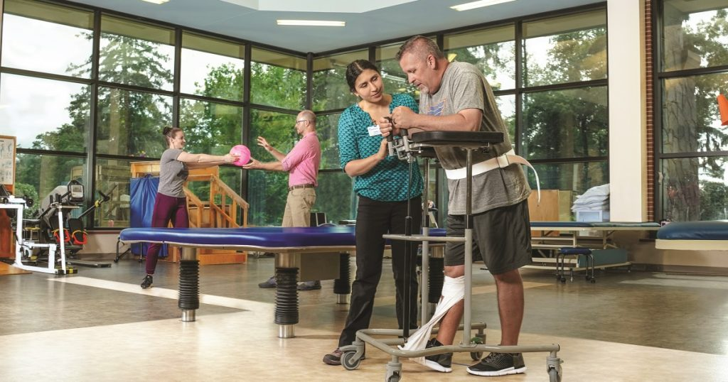 Top 5 Reasons to Choose an Inpatient Rehabilitation Facility
