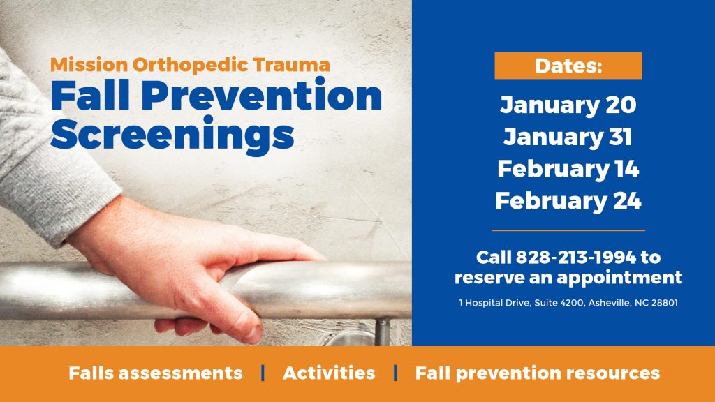 Fall Prevention Events