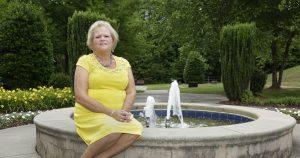Karen Croom stroke survivor