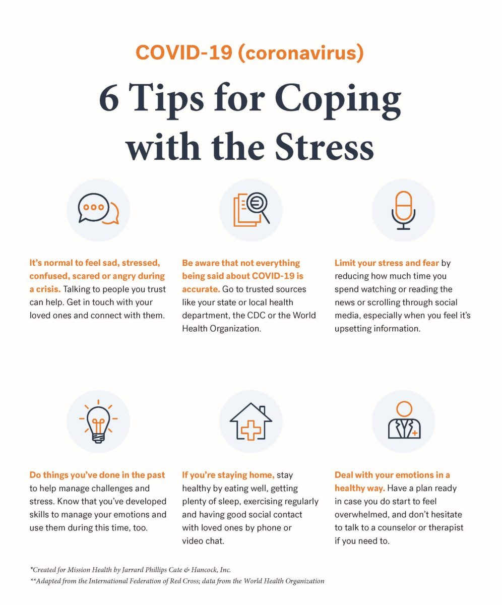 COVID-19_6 Tips for Coping with the Stress
