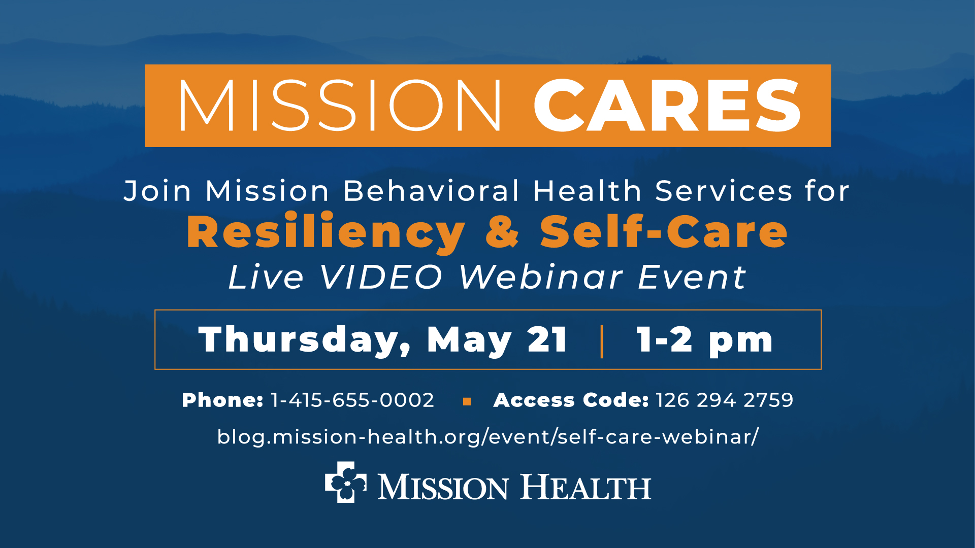 Behavioral Health Event