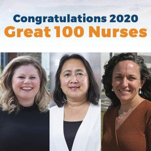 2020 Great 100 Nurses