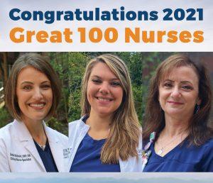 Great 100 Nurses Photo